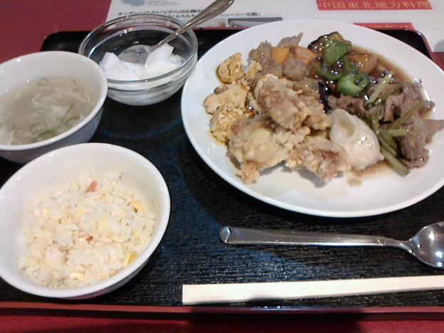 Photos: 林洋飯店「ランチバイキング45 分」880 円