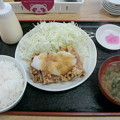 Photos: ベリーベリー「みぞれ定食」760 円ご飯大盛り無料