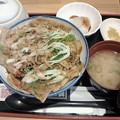 Photos: 銀の舞「A ランチ」980 円元祖銀の舞豚丼セット