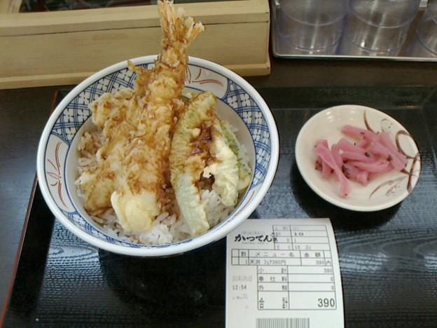 かつてん「天丼たれ」390 円毎月10日は390円