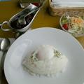 丸駒温泉レストラン「特製ブラックカレー」1150 円