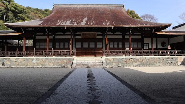 萬福寺・法堂1