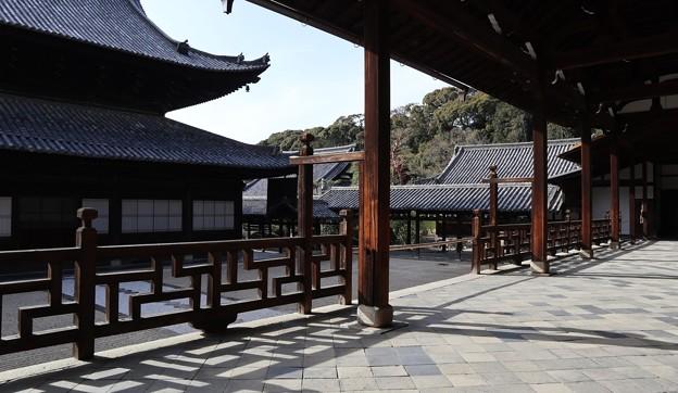 萬福寺・法堂