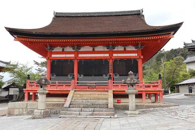 清水寺・田村堂