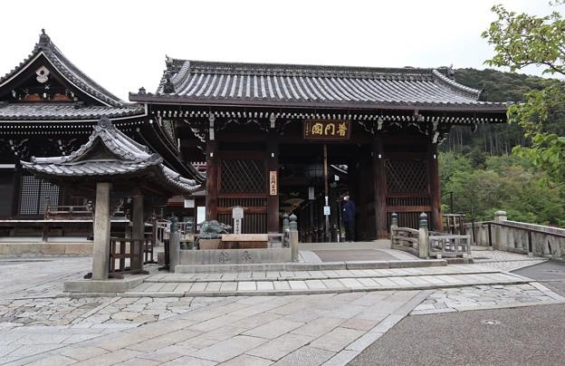 清水寺・轟門