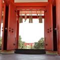 平安神宮・応天門より2