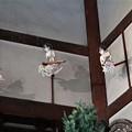 喜光寺・本堂(雲中供養菩薩像)1