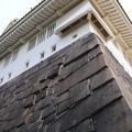 大阪城・天守閣(東北)
