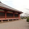 浄土寺・阿弥陀堂(西側の蔀戸)