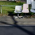 Photos: 3つの椅子