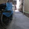 Photos: 路地の自転車