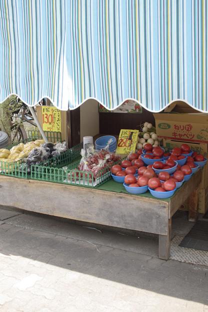 Photos: トマトとバナナ