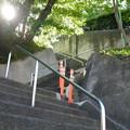 Photos: ジグザグ階段