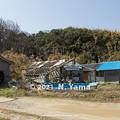 Photos: 2021年4月3日、大島漁港風景