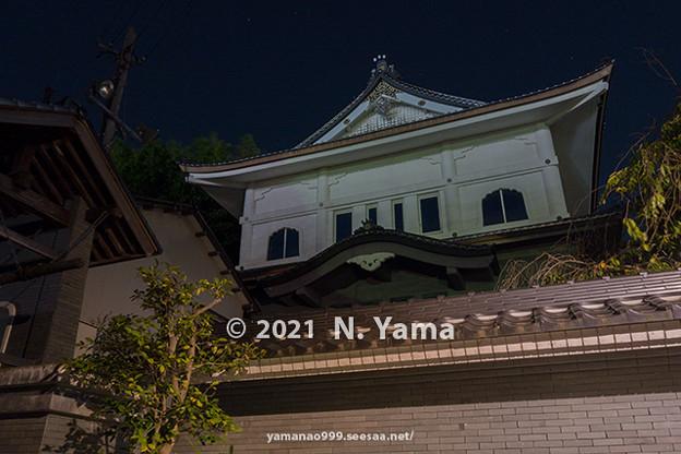 2021年9月15日、金沢市春日町