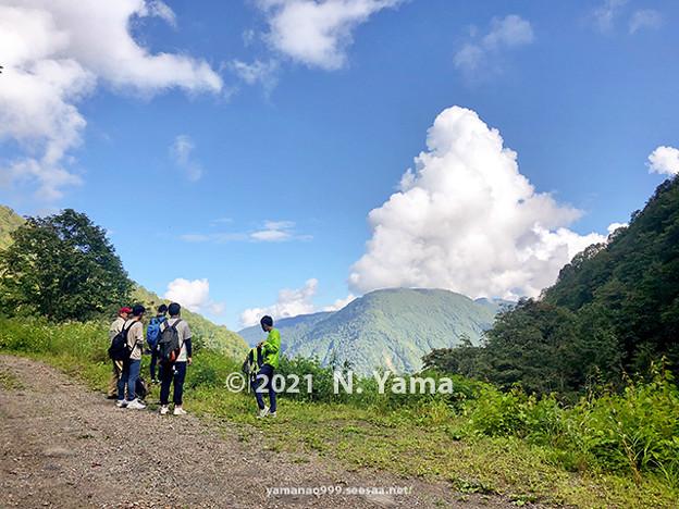 2021年9月20日、登山散策