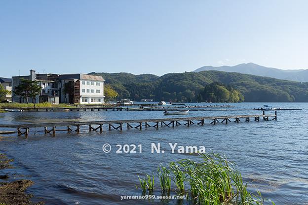 野尻湖風景