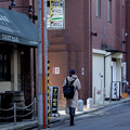 Photos: すれ違い