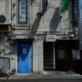 Photos: 横丁の朝