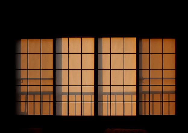 Photos: 温泉宿の朝