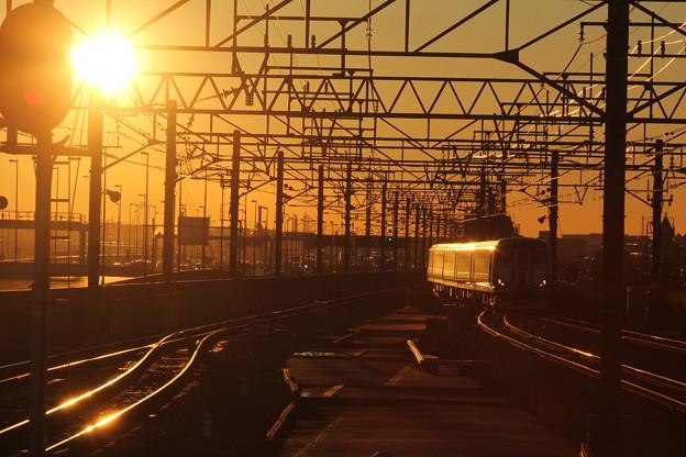Photos: JR東日本E257系500番台