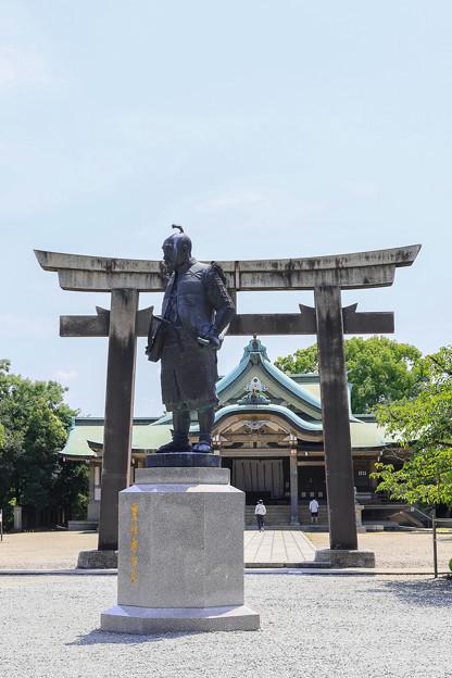 豊国神社 1