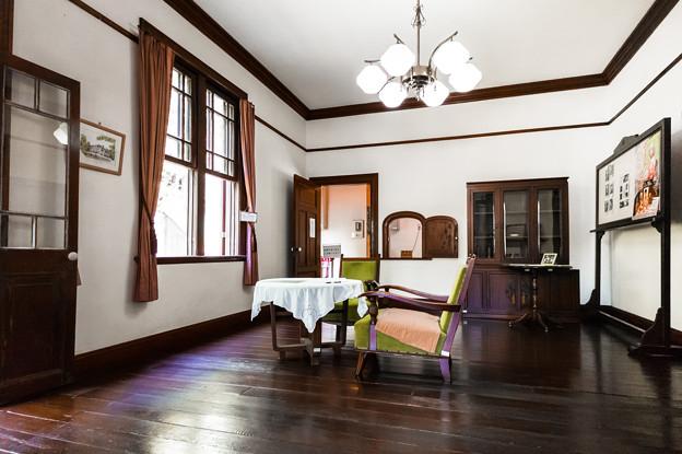 旧エンバーソン住宅 食堂