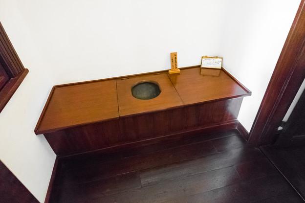 旧エンバーソン住宅 トイレ(復元)