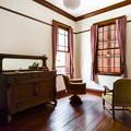 旧エンバーソン住宅 寝室