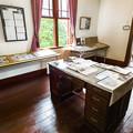 旧エンバーソン住宅 寝室(資料室)