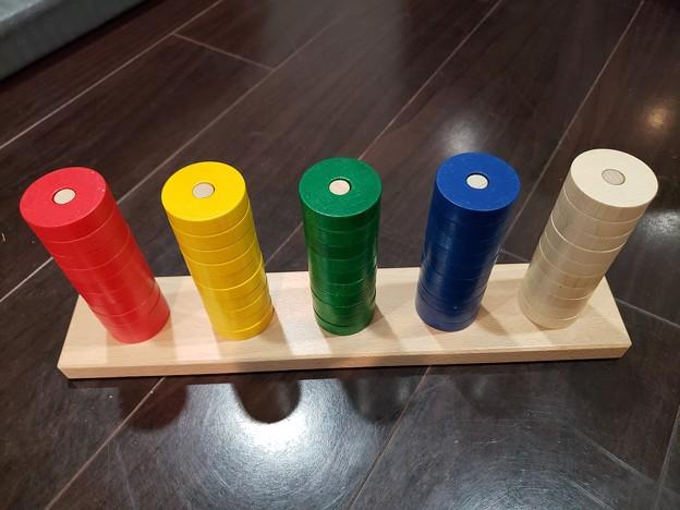 (NT)知育玩具 $5