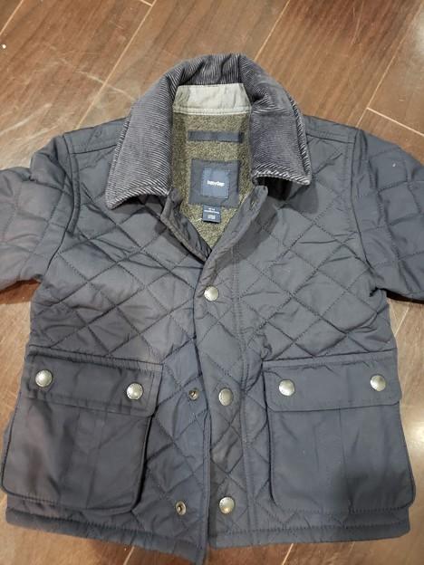 (NT) 新品 Baby Gap男児ジャケット サイズ18-24m $5