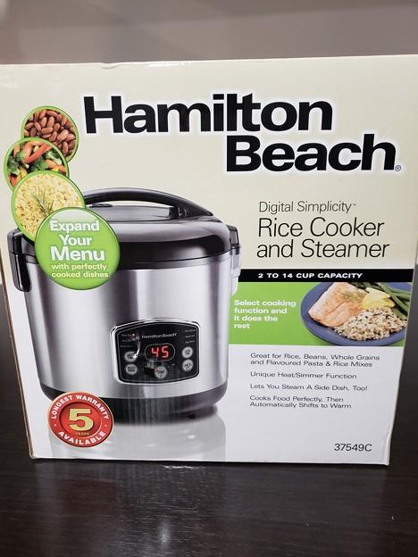 (NT) 新品 炊飯器 $10