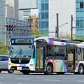 Photos: 臨海地域と都心部とを結ぶバス…東京BRT(1)