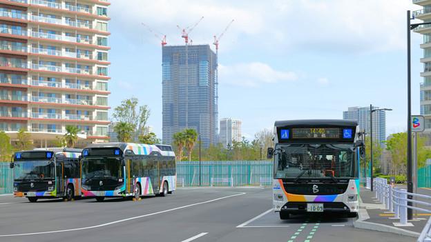 Photos: 晴海BRTターミナル…東京BRT(2)