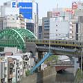 聖橋からの眺望…中央総武緩行線