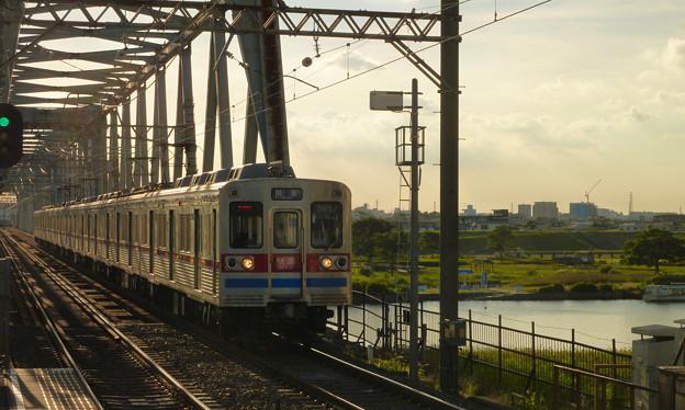 Photos: 京成国府台駅ホーム 2012.8.3
