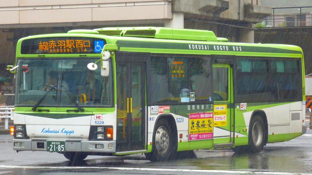 王子駅前バスターミナル 2017.8.16