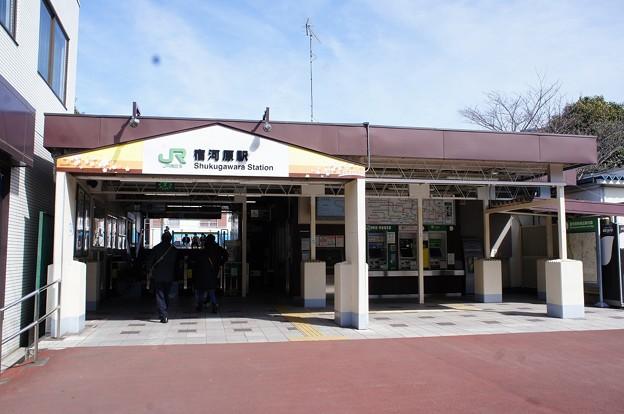 Photos: 宿河原