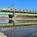 Photos: BOSSと中央線