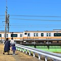 Photos: 鉄家族