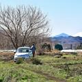 富士を撮る