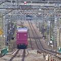 貨物列車のしっぽ