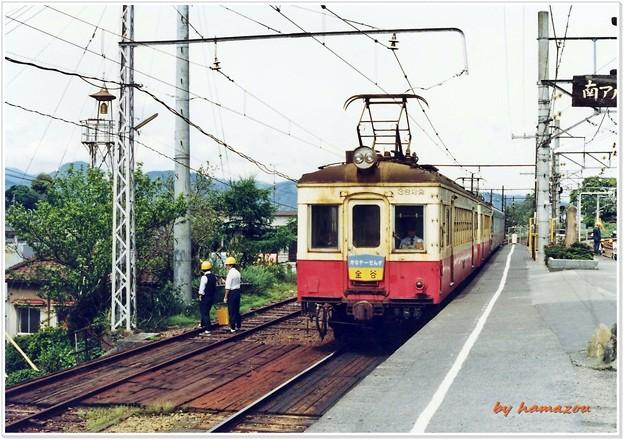 昭和の電車