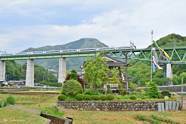 Photos: 新緑の故郷