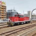 Photos: ハイブリッド機関車