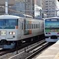 Photos: 「ガリガリ君」電車
