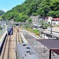 Photos: 里山の通過駅