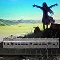 旅する少女