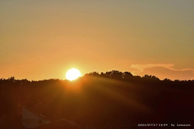 夕陽(210717)